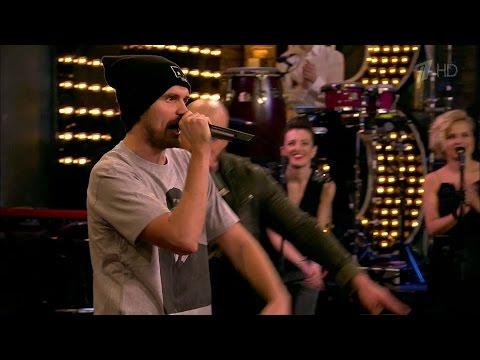 Noize MC, ST, Вахтанг — «Фристайл».Вечерний Ургант. (22.04.2016)