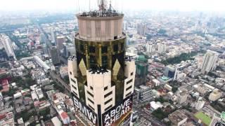 BAIYOKE SKY HOTEL, Thailand 4K