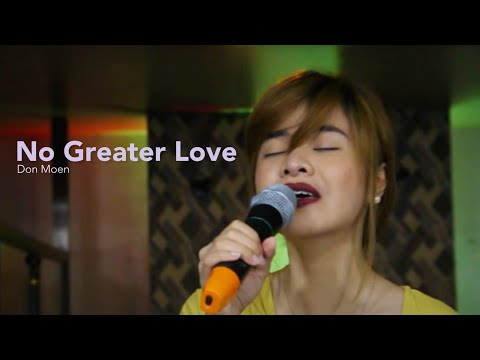 No Greater Love (Cover) - Don Moen