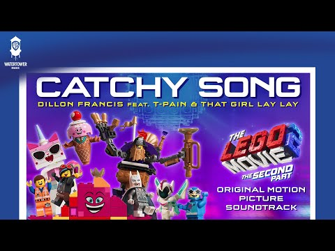 LEGO 2 - Catchy Song - Dillon Francis feat. T-Pain and That Girl Lay Lay (Official Video) Mp3