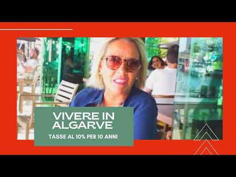 ALGARVE vivere al sud del Portogallo - nuovo stile di vita e Pensione piena!