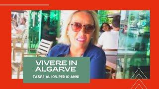 Trasferirsi in Algarve sud del Portogallo - nuovo stile di vita e Pensione piena!