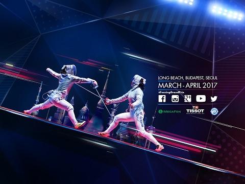 2017 Absolute Fencing Gear Grand Prix Long Beach Second FOP-2