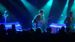 METRONOMY - A MONTH OF SUNDAYS - LIVE PARIS @ LA MAROQUINERIE 31/01/2014