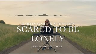 Martin Garrix & Dua Lipa - Scared To Be Lonely (Piano Cover) [+Sheets]