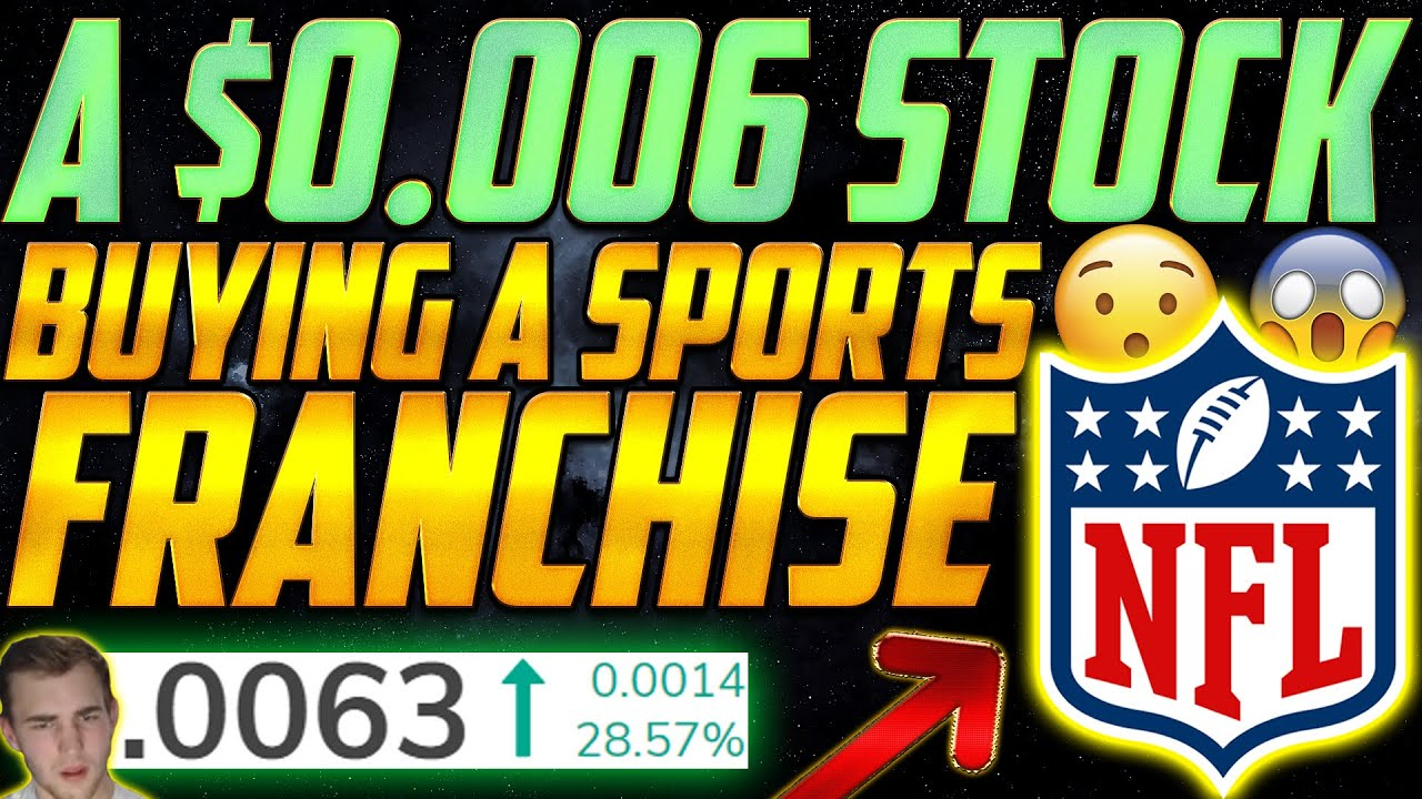 epic.. $0.0063 Penny Stock is BUYING A SPORTS FRANCHISE 🚀 2 Penny Stocks w/ 100% Buy Rating 🔥