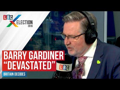 "Barry Gardiner ""Devastated"" But Proud Of Labour's Effort"