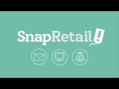 Intro to SnapRetail: Email, Social Media, Website & E-Commerce for Small Business