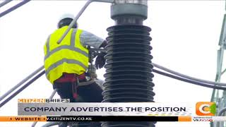 Search for Kenya power CEO