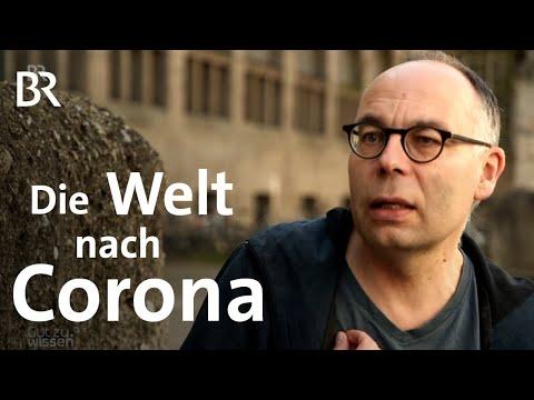 Zukunft und Prognosen: Die Gesellschaft nach Corona | Gut zu wissen | BR | Coronavirus