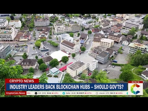 As Industry Leaders Back Blockchain Hubs – Should Governments Follow Suit?