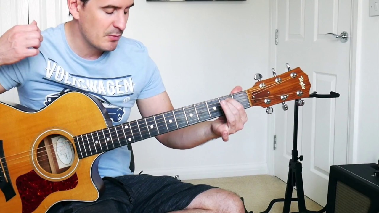 How to play I'm the One ft. Justin Bieber Guitar Lesson ...