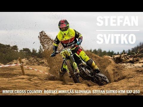 28320c56ae138 CC Borský Mikuláš 2016 - STEFAN SVITKO KTM SXF250 + bonus - YouTube
