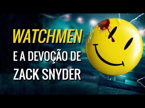"""""""Watchmen"""" E A Devoção Limitadora De Zack Snyder"""