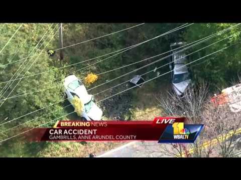 Fatal Gambrills car accident
