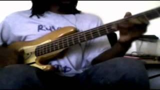 thursday love john p kee bass cover