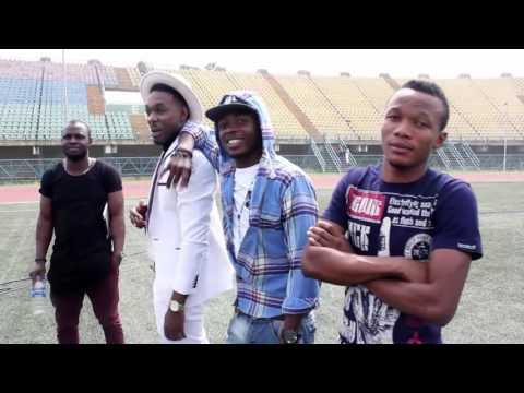 Behind The Scene | Tiwezi - Eyes On Me (Video) ft. Yoyo, VJ Adams, 12Gage