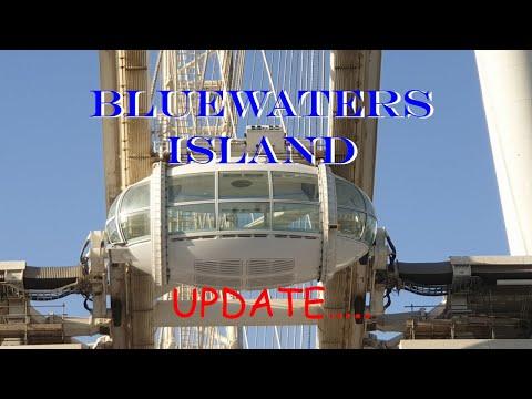 BLUEWATERS ISLAND //  WORLD TALLEST FERRIS WHEEL  // AIN DUBAI // DUBAI UAE