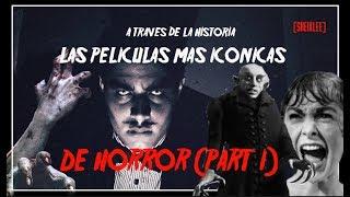 Peliculas que Marcaron al Cine de HORROR (Parte 1) #ATravesDeLaHistoria Horror