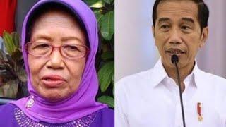 Jokowi Sebut Ibunda Sudah 4 Tahun Idap Kanker.