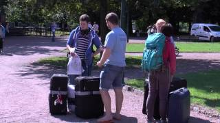 Lund University Arrival Day 2013 thumbnail