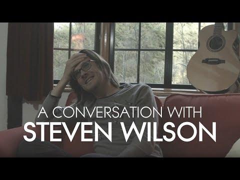 A Conversation with Steven Wilson