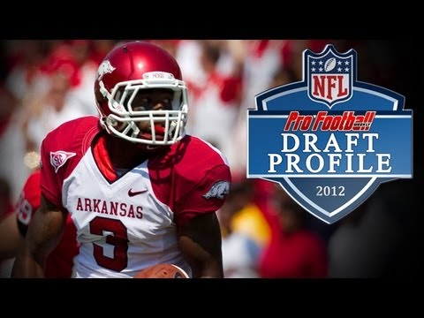 Arkansas WR Joe Adams Draft Profile