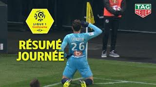 Résumé 14ème journée - Ligue 1 Conforama / 2018-19