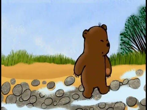 Якутские мультики не послушный медвежонок