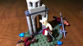 Mega Bloks Assassins Creed | A Normal Day For An Average Assasian | Stop Motion
