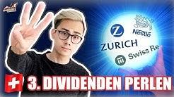 Top 3 Schweizer Dividendenperlen 🇨🇭💎 | Sparkojote