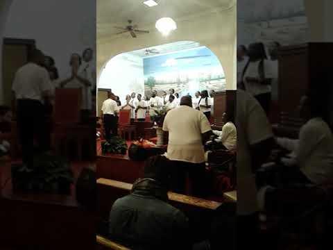 PITT COUNTY youth choir reunion