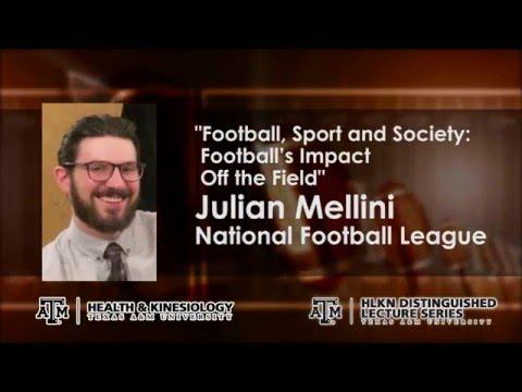 Julian Mellini - 2016 HLKN Distinguished Lecture Series