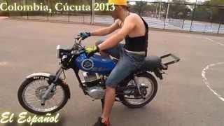 el español stunt