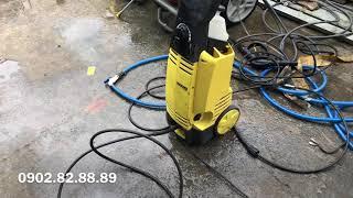 Máy rửa xe karcher k4.9 giá 3tr