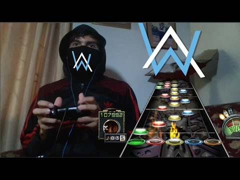 "Guitar Hero 3 - Alone (Guitar Remix) - ""Alan Walker"" By Cole Rolland"