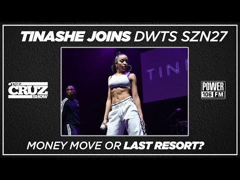 Tinashe Joins Dancing with the Stars: Money Move or Last Resort?