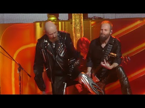 """""""Saints in Hell (1st Time Live)"""" Judas Priest@Mohegan Sun Arena Wilkes-Barre, PA 3/13/18"""