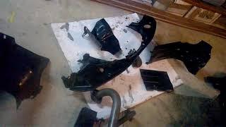 demontage moteur cox vue eclatée