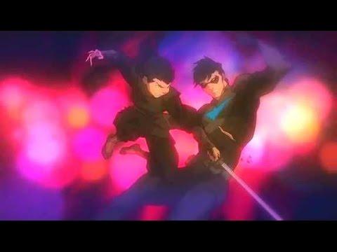 NightWing vs Damian Wayne : Son of Batman Fan Edit