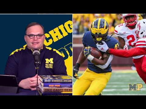 Michigan Podcast #053 | Reviewing the Thrashing of the Huskers