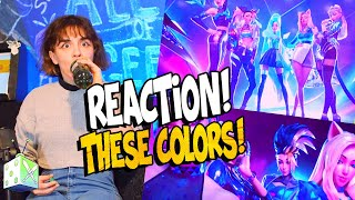 K/DA - MORE [Official Music Video] REACTION - League of Legends | All Ages of Geek