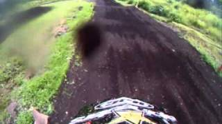 Gambar cover Motocross Laps at the MX track