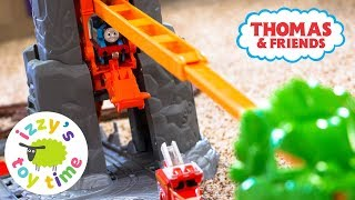 Toy Trains for Kids | Thomas and Friends Take N Play with the Super Station! Video for Kids Children