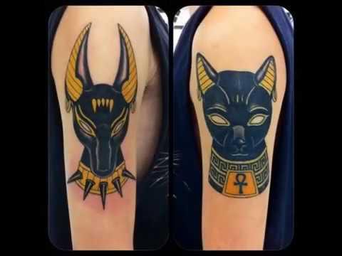 Tatuajes Egipcios Ideas Para Tu Tatuaje Youtube