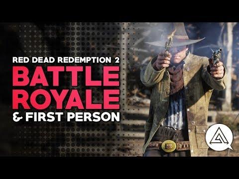 Big Red Dead Redemption 2 leak reveals single-player details