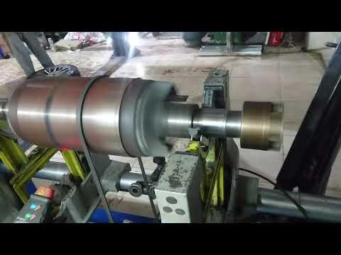 Балансировка ротора эл.двигателя