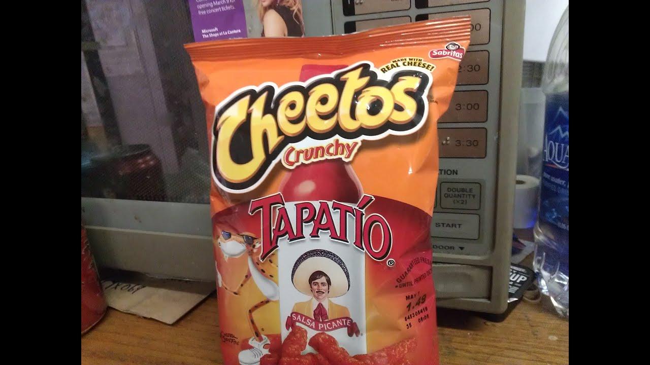 Tapatio Hot Cheetos