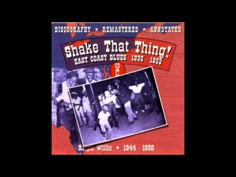 Shake That Thing! East Coast Blues - 1935-53 - Disc C (1944-50)