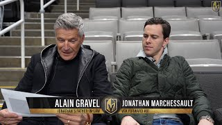 VGK Dads Read Mean Tweets About Sons